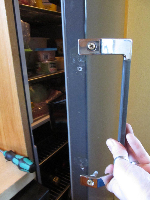 kühlschrank plastik kleben